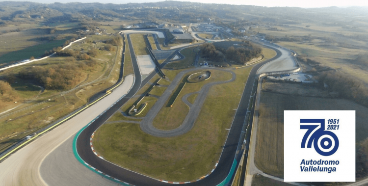 Autodromo di Vallelunga - Calendario gare auto e moto 2021