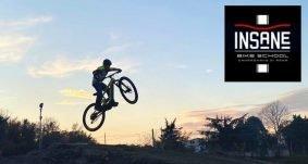 10 aprile 2021 – Apertura di Insane Bike Park, la scuola di mountain bike più grande del centro Italia