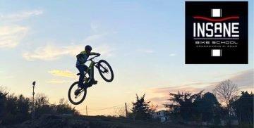 Insane Bike Park, scuola di Mountain Bike a Campagnano di Roma