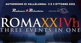 2 e 3 ottobre 2021 – XXIV ORE di Roma all'Autodromo di Vallelunga